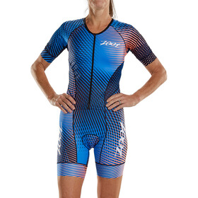 Zoot LTD Tri Aero Full Zip Racesuit Plus Women stoke